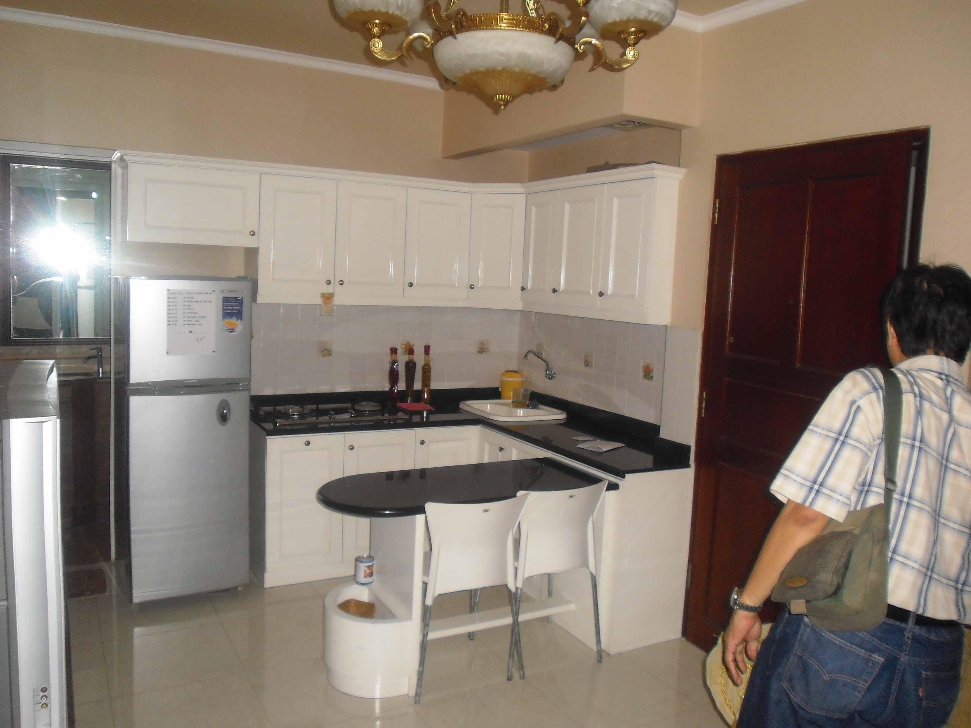 Kitchen Set Pandan Wangi Property