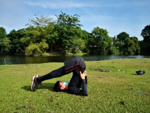 This image has an empty alt attribute; its file name is Yoga1-2-300x225.jpg
